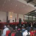 Wayne at FBI Church in Addis Ababa