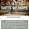 Gifts of Hope – hopethiopia christmas gift