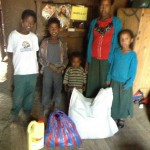 Hopethiopia provides some of the monthly supplies to our sponsored families in Harbu Chulule, Ethiopia. We take care of their food, educational, health, and clothing needs... all for only $40.00 per month